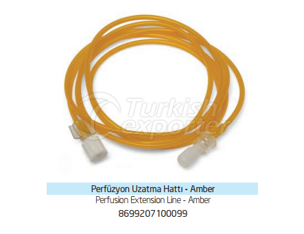 Perfusion Extenion Lines