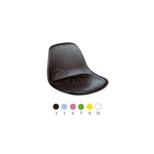Stool Plastic AB 3373