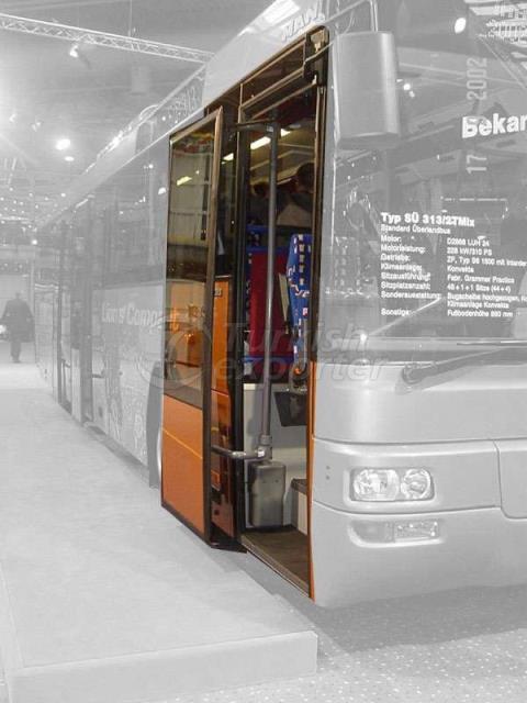 Otobüs Kapıları