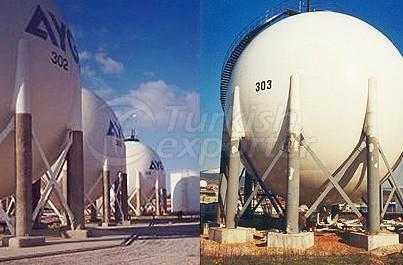 AYGAZ Dortyol, Isikkent and Isparta LPG Plants