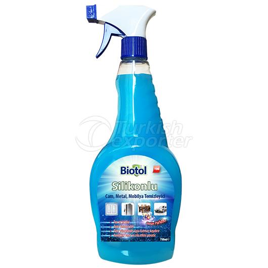 Pulverizador de limpeza geral Biotol 500ml