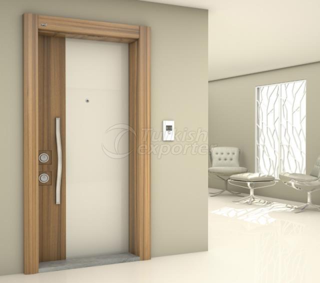 Steel Door  -PRL 307 OYKU
