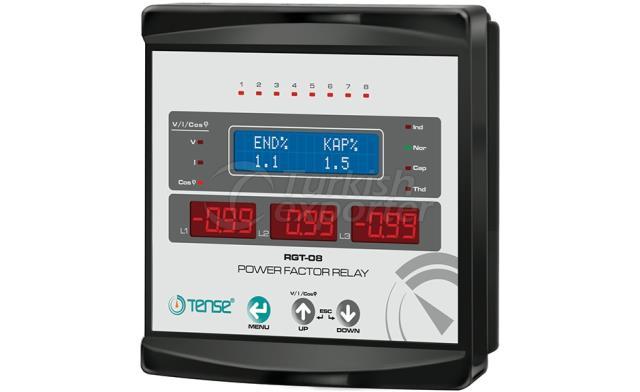 Reactive Power Control Relays RGT-08