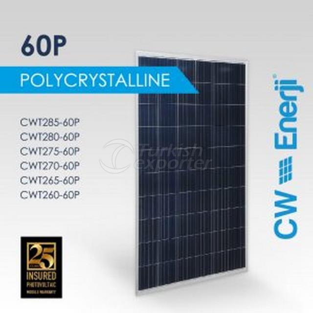 CWT policristalino 60P 260-285 Wp