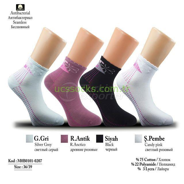 Women Socks M0B0101-0207