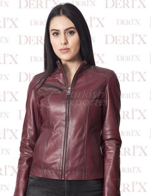 Leather Jackets B-94 Bordo