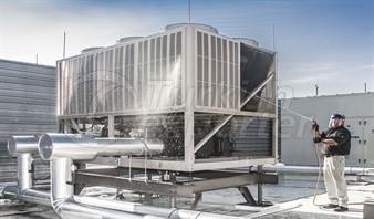 Biocidas para sistemas de enfriamiento