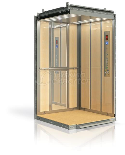 Elevator Cabin IDA KBN 03