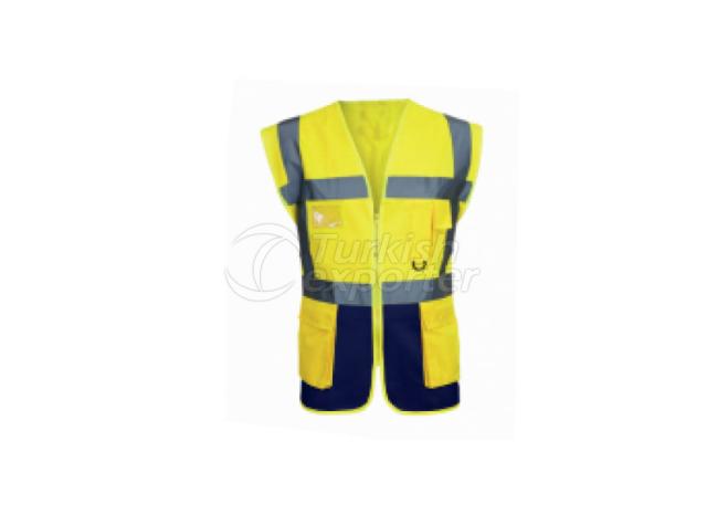 Engineer Vest  1006
