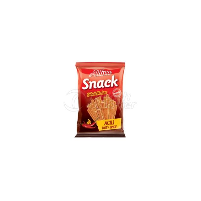 Snack Hot And Spicy Cracker