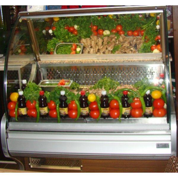 Refrigerated Meat Display Counters