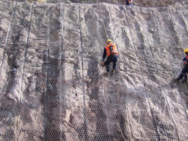Rockfall Protection Nets