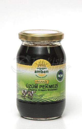 Organic Grape Molasse 460 Gr