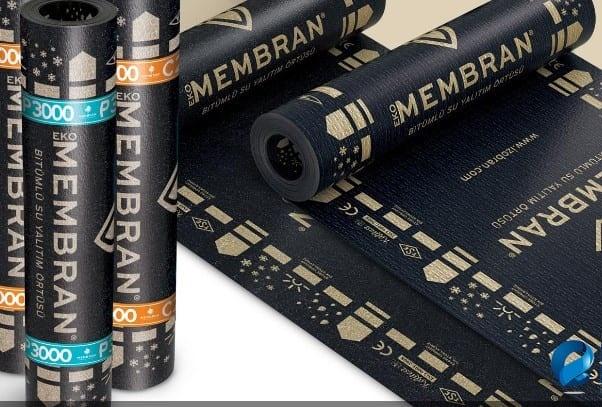 bituminous membrane
