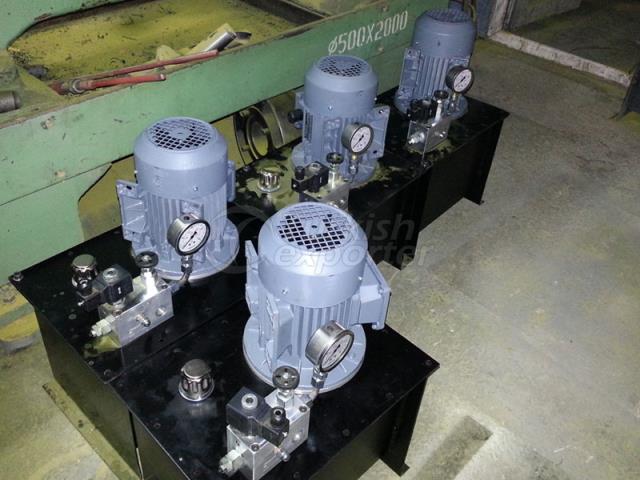 Hydraulic Lift Parts