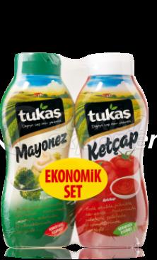 Ketchup - Mayonnaise Set