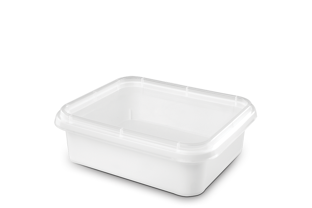 Plastic Container 250 ML _3_ US