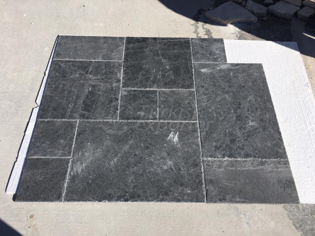 Bluestone Tumbled Pattern Set