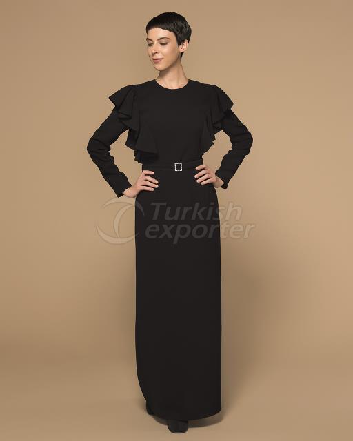 اللباس الأسود