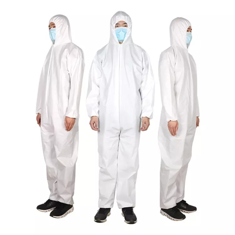 Disposable TYPE 5 / TYPE 6 Coverall