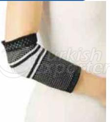 Knitted Silicone Elbow Pad