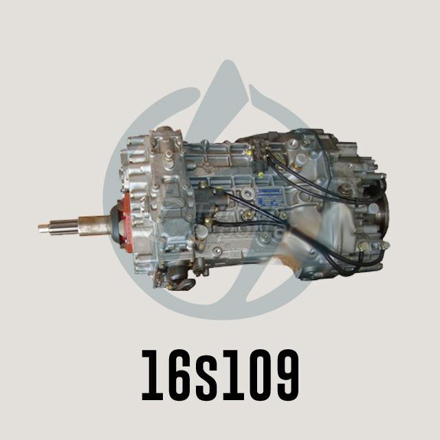 16S109 Caja de cambios para ZF