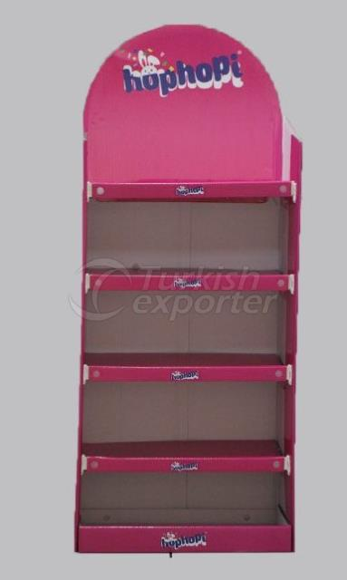 Offset Plaster Stand