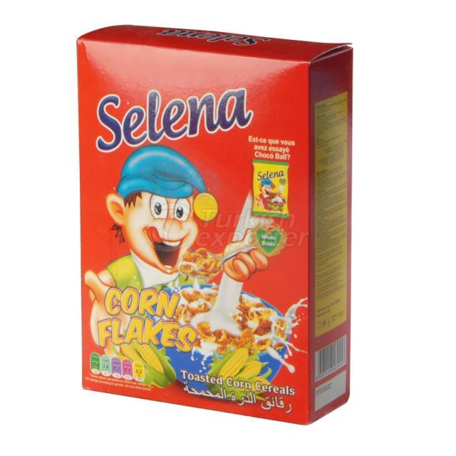 رقائق الذرة سيلانا