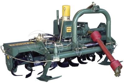 AUTOMATIC SHIFT ROTARY TILLER