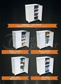 MULTI PURPOSE PVC CABINETS