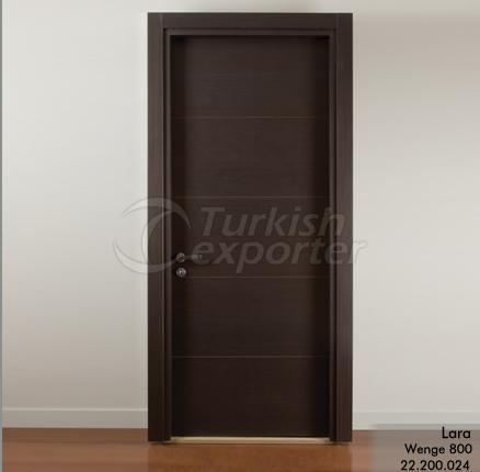 Wooden Door Lara