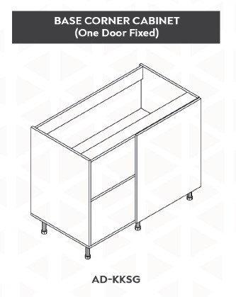 Kitchen Cabinet - Base Unit
