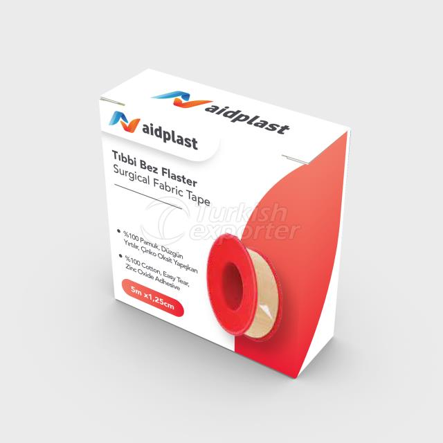 SURGICAL FABRIC TAPE 5MX1,25CM