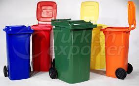 recipiente de lixo