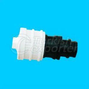 Dispositivo de descarga de filtro (tope)