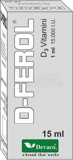 D - Ferol Drop