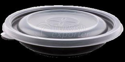Tigela de salada de 750 cc