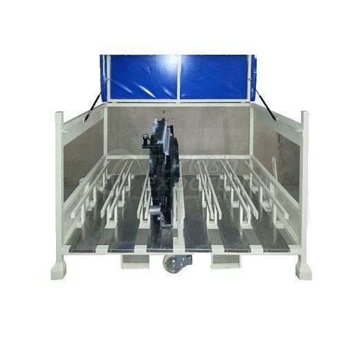 Блок переноса охлаждающего модуля