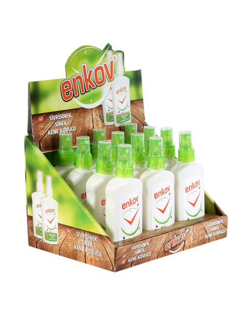 Fly Repellent 100 Ml With Pump - Enkov
