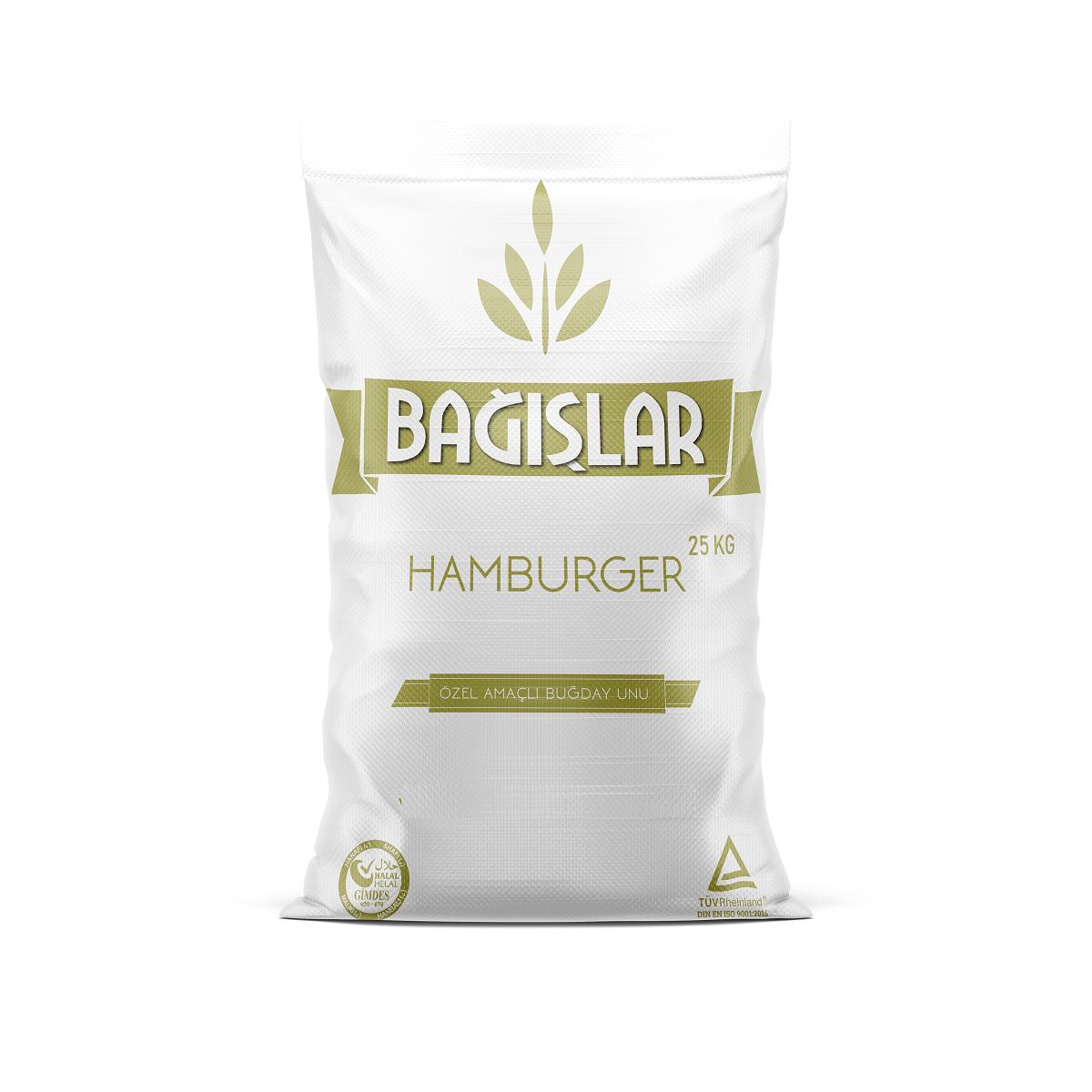 Hamburger Flour