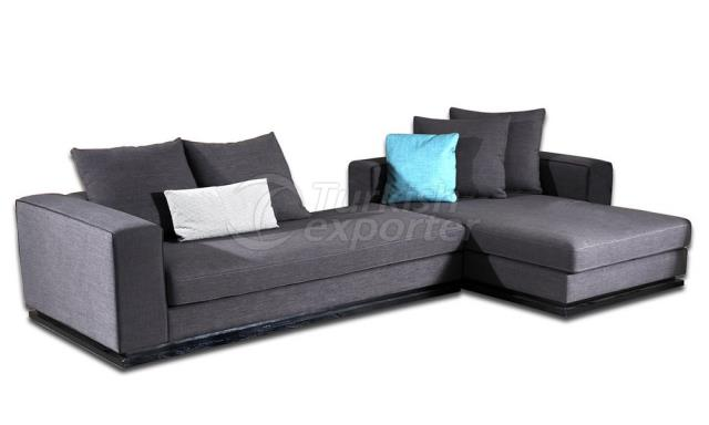 EA2100 Corner Sofa