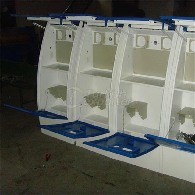 kiosk production