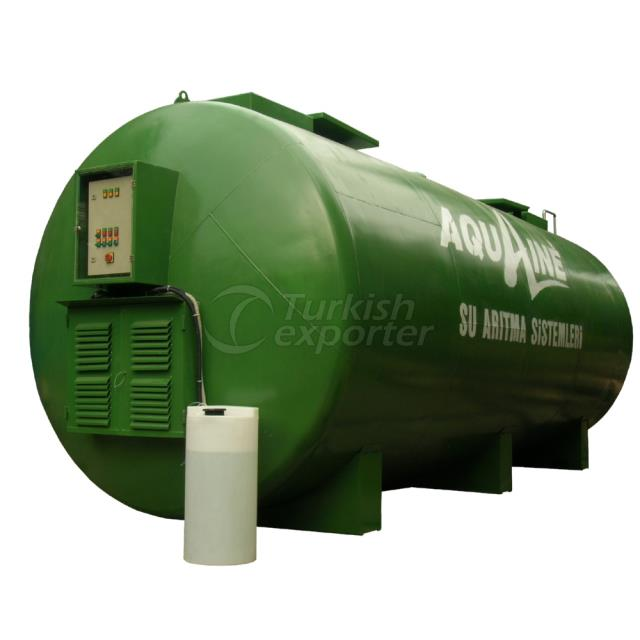 Package Waste Water Treatment Systems