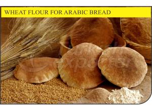 Wheat Flour for Arabic Bread