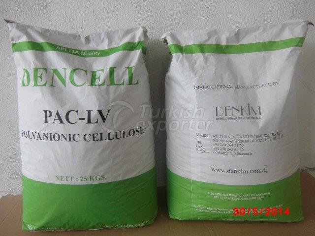 Polianionic Cellulose -PAC LV (API 13A)
