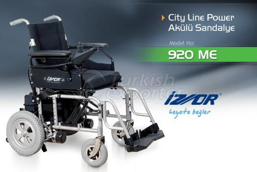 Wheelchair - City Line Power