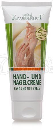 Crema de manos y uñas Krauterhof