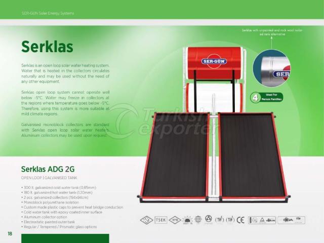 Solar Energy Serklas ADG 2G
