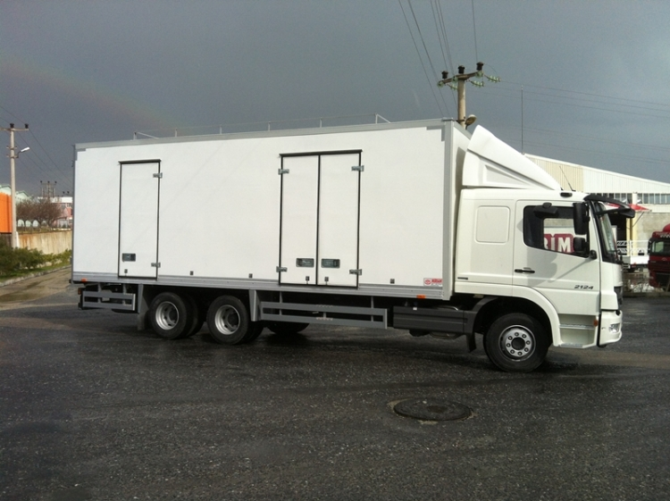 Dry Cargo Box