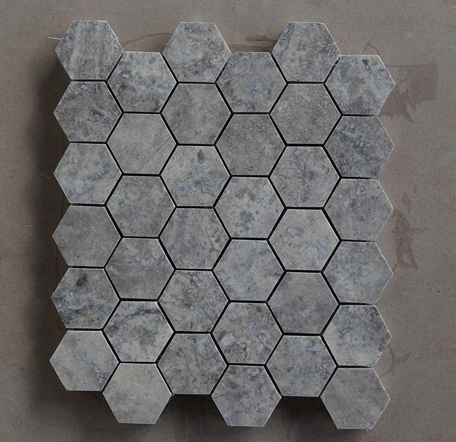 Hexagon Grey D
